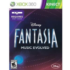 Take-Two Disney Fantasia: Music Evolved