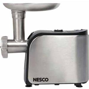 Nesco 500 Watt Stainless Steel Food Grinder