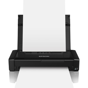 Epson WorkForce WF-100 Inkjet Printer - Color - 5760 x 1440 dpi Print - Photo Print - Portable