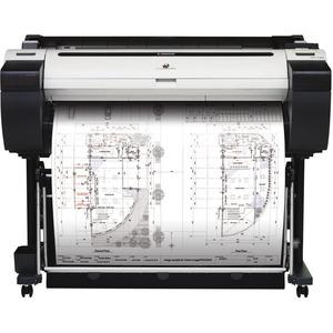 """Canon imagePROGRAF iPF780 Inkjet Large Format Printer - 35.98"""" Print Width - Color"""