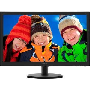 """Philips V-line 223V5LHSB 21.5"""" LED LCD Monitor - 16:9 - 5 ms"""