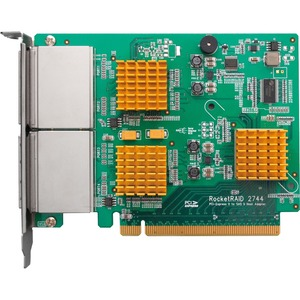 HighPoint 16Port Ex SAS6G PCIe 2 x16 RAID