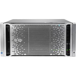 HP ProLiant ML350 G9 5U Tower Server - Intel Xeon E5-2640 v3 Octa-core (8 Core) 2.60 GHz - 16 GB Installed DDR4 SDRAM - 12Gb/s SAS, Serial ATA Controller - 2 x 800 W