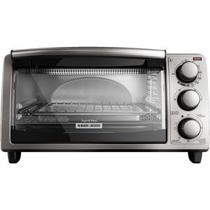 Black & Decker 4-Slice Countertop Convection Toaster Oven