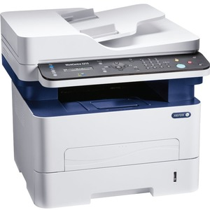 Xerox WorkCentre 3215/NI Laser Multifunction Printer - Monochrome - Plain Paper Print - Desktop