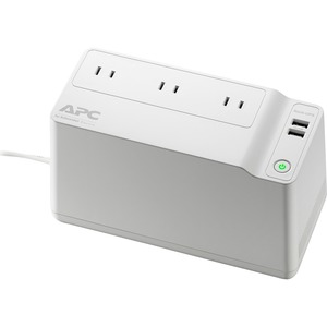 APC by Schneider Electric Back-UPS Connect 90, 120V, Network Backup, USB Charging Ports