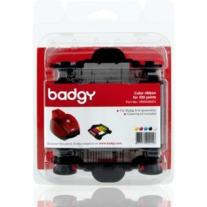 Evolis Badgy-Basic, Color Ribbon