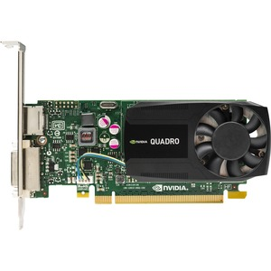 HP Quadro K620 Graphic Card - 900 MHz Core - 2 GB DDR3 SDRAM - PCI Express 2.0 x16 - Low-profile - Single Slot Space Required