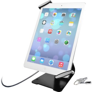 CTA Digital Universal Anti-Theft Security Grip with Stand for Tablets