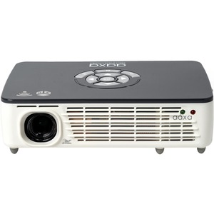 AAXA Technologies P450 Pro 3D DLP Projector - 720p - HDTV - 16:10