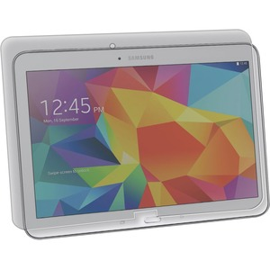 """Symtek Tempered Glass Screen Protector for Galaxy Tab 4 with 10"""" Screen Crystal Clear"""