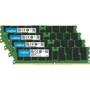 Crucial 32GB Kit (8GBx4) DDR4 PC4-17000 Registered ECC 1.2V