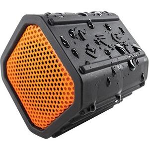 ECOXGEAR ECOPEBBLE GDI-EGPB100 Speaker System - Battery Rechargeable - Wireless Speaker(s) - Orange