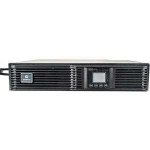 Liebert GXT4-2000RT120 UPS 2000VA/1800W; rack rails; battery; 2 programmable outlet pairs