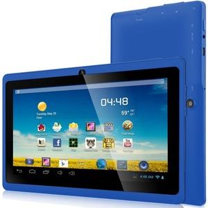 """Zeepad 7DRK-Q Tablet - 7"""" - 512 MB DDR3 SDRAM - Allwinner Cortex A7 A33 Quad-core (4 Core) 1.80 GHz - 4 GB - Android 4.4 KitKat - 800 x 480 - Blue"""