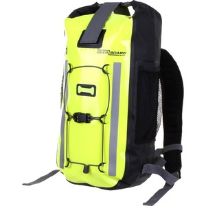 OverBoard Pro-Vis Carrying Case (Backpack) for Multipurpose - Yellow