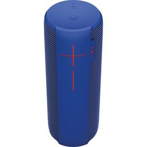 Ultimate Ears MEGABOOM Speaker System - Portable - Battery Rechargeable - Wireless Speaker(s) - Blue