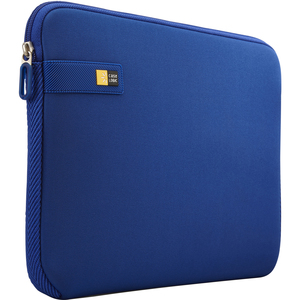 """Case Logic LAPS-113 Carrying Case (Sleeve) for 13.3"""" Notebook, MacBook - Blue"""
