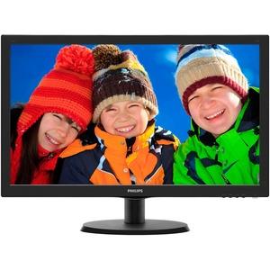 """Philips V-line 223V5LSB 21.5"""" LED LCD Monitor - 16:9 - 5 ms"""