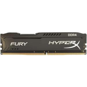 Kingston HyperX Fury Memory Black - 4GB Module - DDR4 2133MHz
