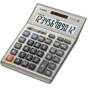Casio DM-1200BM Simple Calculator