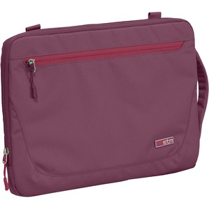 "STM Blazer Laptop Sleeve, fits most 11"" Screens - Dark Red"