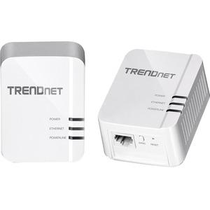 TRENDnet TPL-420E Powerline Network Adapter