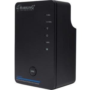 Hawking HW7ACW IEEE 802.11ac 433 Mbit/s Wireless Range Extender