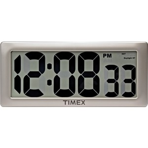 AcuRite 13.5-inch Timex Intelli-Time Extra-Large Digital Clock