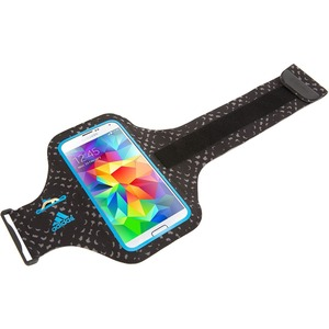 Griffin Carrying Case (Armband) for Smartphone - Black, Blue