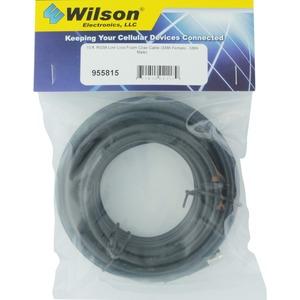 WilsonPro 15' RG58 Coaxial Cable SMA Female / SMA Male - 955815