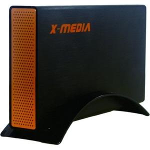 Premiertek XM-EN3451-BK Drive Enclosure External - Black