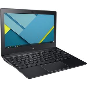 "CTL Education Chromebook NBC J2 11.6"" LCD Chromebook - Rockchip Cortex A17 RK3288 Quad-core (4 Core) 1.85 GHz - 2 GB DDR3L SDRAM - Chrome OS - 1366 x 768 - Black"