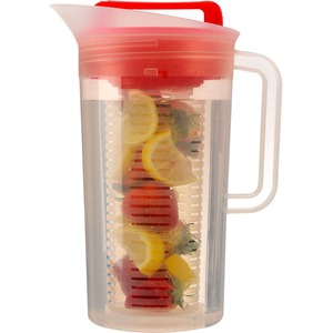 Primula Today Shake and Infuse Pitcher - Red