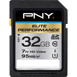 PNY Elite Performance 32 GB SDHC