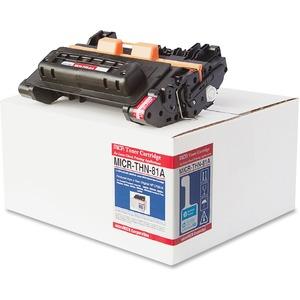 Micromicr MICR Toner Cartridge - Alternative for HP (81A)