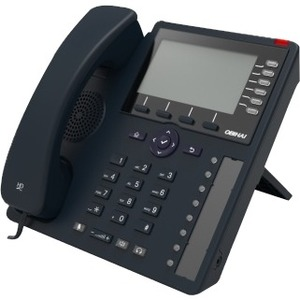 Obihai Gigabit IP Phone with Power Supply - Up to 24 Lines - Built-In WiFi and Bluetooth - Works with Google Voice and SIP-Based Services