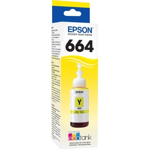 Epson T664, Yellow Ink Bottle