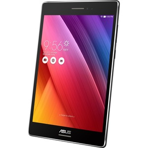 "Asus ZenPad S 8.0 Z580C-B1-BK Tablet - 8"" - 2 GB LPDDR3 - Intel Atom Z3530 Quad-core (4 Core) 1.33 GHz - 32 GB - Android 5.0 Lollipop - 2048 x 1536 - In-plane Switching (IPS) ...(more)"