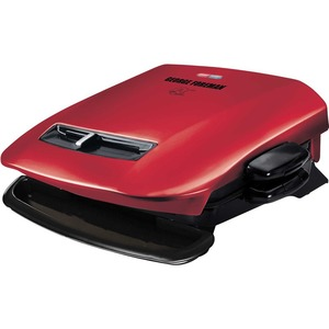 George Foreman 5 Serving Removable Plate Grill