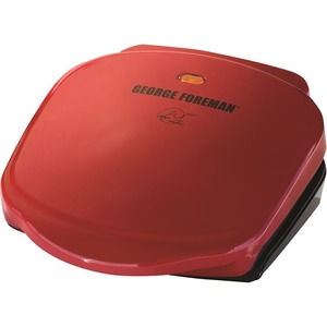 George Foreman 2 Serving Classic Plate Grill
