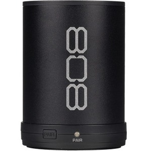 808 Canz SP880 Speaker System - Portable - Battery Rechargeable - Wireless Speaker(s) - Black