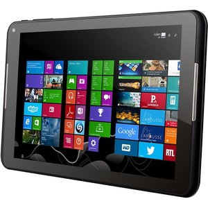 "Vulcan Challenger II VTA0800 Tablet - 8.9"" - 1 GB DDR3 SDRAM - Intel 1.83 GHz - 16 GB - Windows 8.1 with Bing - 1280 x 800 - In-plane Switching (IPS) Technology - Black"