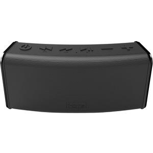 iHome iBT33 Speaker System - Portable - Battery Rechargeable - Wireless Speaker(s) - Black