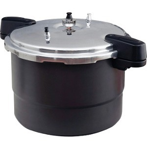 20 QT ANODIZED PRESS CANNER