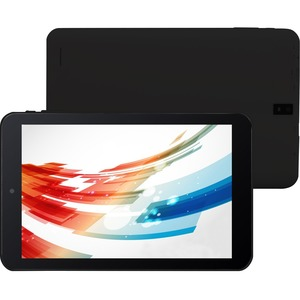 """Zeepad Tablet - 8"""" - 1 GB - MediaTek Quad-core (4 Core) 1.30 GHz - 8 GB - Android 4.4 KitKat - 1280 x 800 - In-plane Switching (IPS) Technology - Black"""