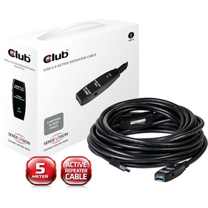 Club 3D USB 3.0 Active Repeater Cable 5 Meters