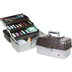 Creative Options Three-Tray Box
