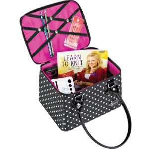 Creative Options Carrying Case (Tote) - Viva La Pink