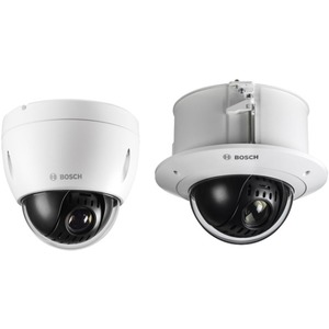 Bosch AutoDome IP 2.5 Megapixel Network Camera - Color, Monochrome